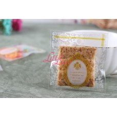 Plastik Cookies 10x10 Baroque Lace