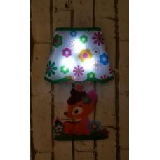 WALL LAMP STICKER BAMBI