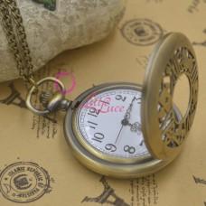 Pocket Watch Alice In Wonderland Time