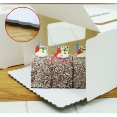 Cake Box Delicious With Tray