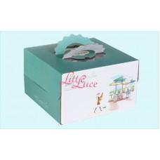 Cake Box Delicious Time 25cm