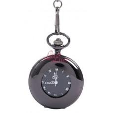 Pocket Watch Chain Antique Black