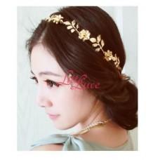 Head Acc Flower Diamond