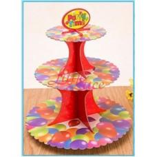 Cupcake Tier Baloon