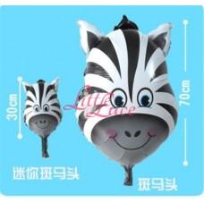 Balon Animal Big Zebra