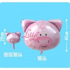 Balon Animal Big Pig