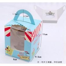 Cupcake Box Single Circus