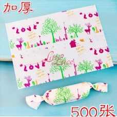 Bungkus Permen Love Tree