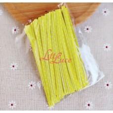 Pita Kawat Polkadot Yellow