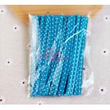 Pita Kawat Polkadot Blue