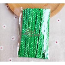 Pita Kawat Polkadot Light Green