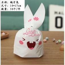Plastik Kuping Rabbit Teeth 9x7