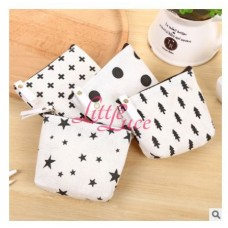 Cosmetic Pouch Simple Dots