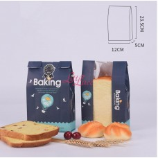 Kantong Roti Blue Baking