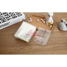 Plastik Cookies 10x13 Glossy Transparant