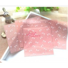 Plastik Cookies 14x14 Little Pink Bow