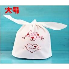 Plastik Kuping Love Bunny Brown 16x28