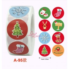 Sticker Roll Christmas2