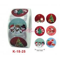 Sticker Roll Christmas3